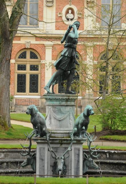 'Statue de Diane (Statue of Diana)', 1684, Château de Fontainebleau