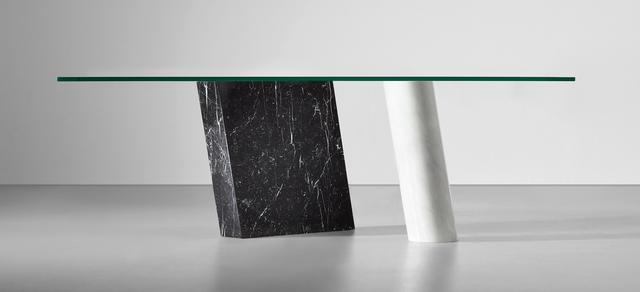 Massimo Vignelli, 'Rare 'Pisa' table', circa 1985, Phillips