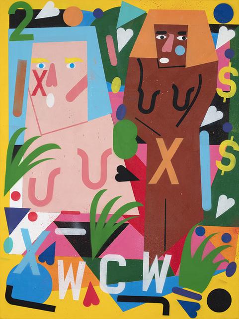 , 'WCW,' 2017, Jack Shainman Gallery