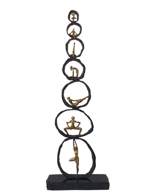 Jane DeDecker, 'Chakras', 2018, Cavalier Ebanks Galleries