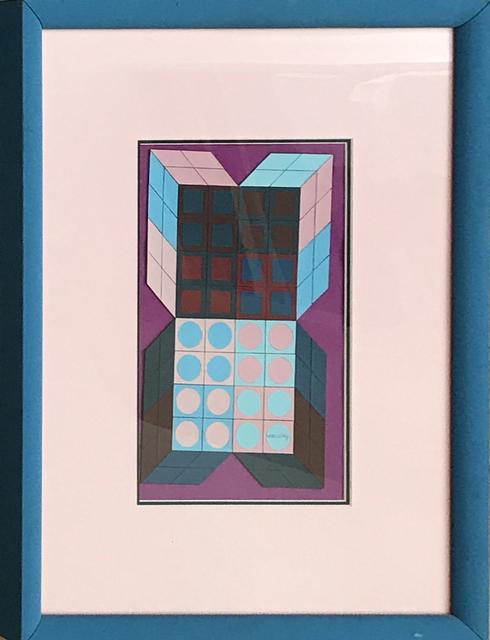, 'Sans Titre  /  Untitled - Mauve ,' 1985, Fairhead Fine Art Limited
