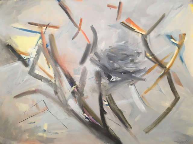 , 'Nest in Window,' 2017, Studio 21 Fine Art