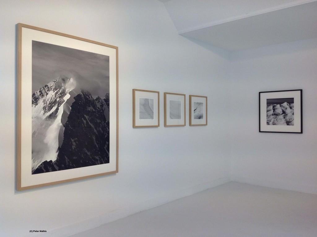 Installation Shot Alpine Passagen @ Petra Gut Contemporary Zurich, Image: Peter Mathis