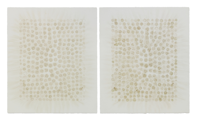 Haegue Yang, 'Vegetable Print - Eggplant Natural Decalcomanie #1', 2012, STPI