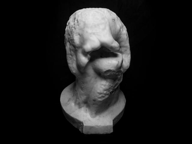 , 'Marble Head Opus 5 nr.5,' 2015, Kristin Hjellegjerde Gallery