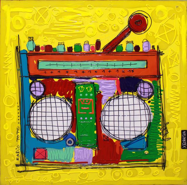 , 'Radio Toto,' 2016, Art Life Gallery