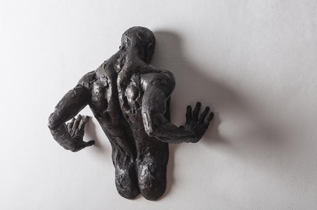 , 'Gravitas,' 2014, Liquid art system