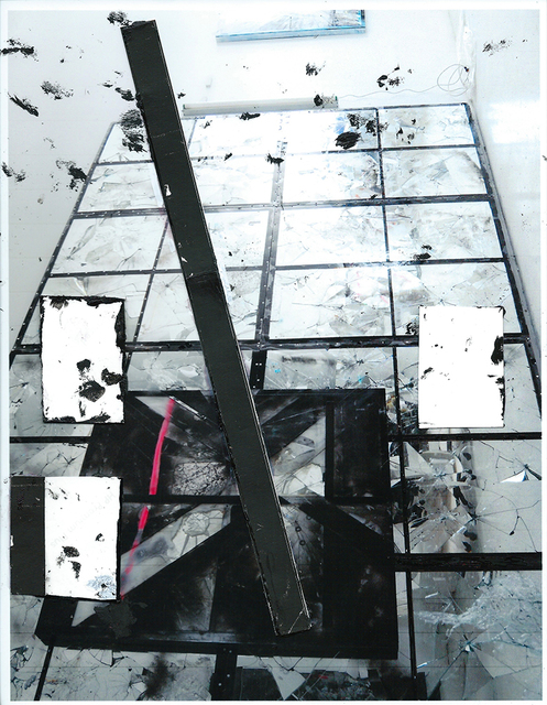 , 'Collage 22,' 2012, MLF | MARIE-LAURE FLEISCH