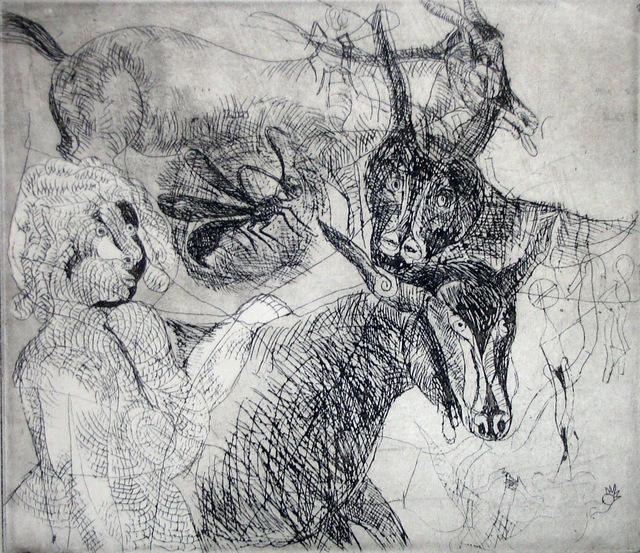 , 'Bizu Guela ( Bad Wasp),' ca. 1970, Stern Fine Art