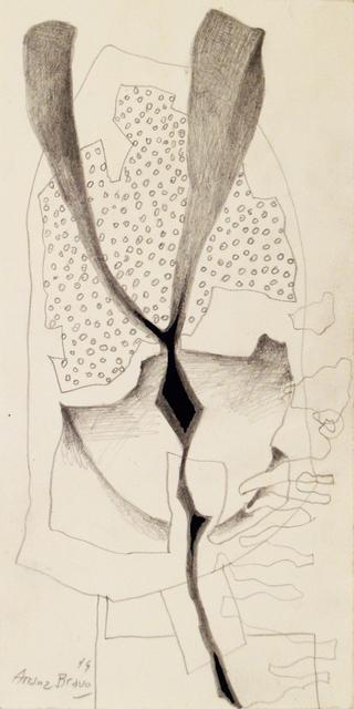 , 'El Dibuix 3,' 2014, Matthew Liu Fine Arts