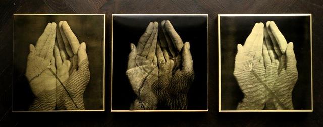 , 'Rites od Passage - Triptych,' 2015, Isabel Aninat