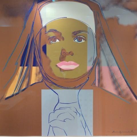 Andy Warhol, 'Ingrid (Nun) F&S II.314 UNIQUE T/P', 1983, Joseph Fine Art LONDON