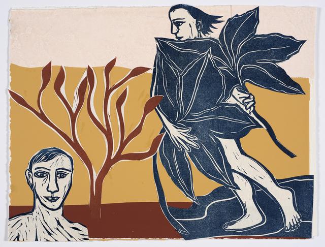 , 'Mounts Bay 5,' 2016, Rabley Contemporary