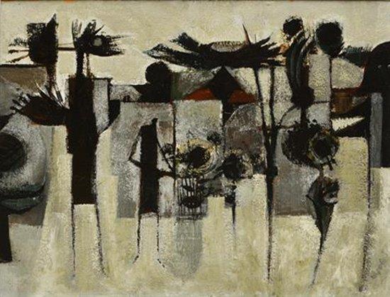 , 'The Gardener, Michaelmas Eve II,' 1952, Christopher Kingzett Fine Art