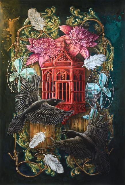 , 'Wind Tower / Tour à vent,' 2018, Galerie D'Este