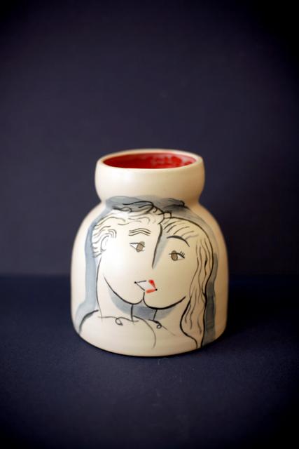 , 'Vase couple 2,' 2019, Antonine Catzéflis
