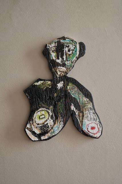 Sebastiano Sofia, 'Untitled', 2019, Sculpture, Resin, paint, polyurethane, Palazzo Monti
