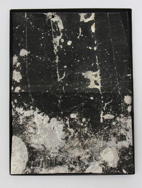 , 'Black Barks (Cortezas nº14),' 2016, Isabel Aninat