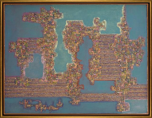 , 'Dream Islands,' 1990, Mizuma Art Gallery