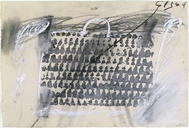 , 'Empreinte de panier,' 1968, Galerie van de Loo Projekte
