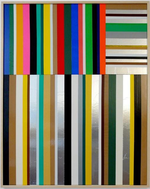 Francisco Sobrino, 'Sin título (Panel 5)', 2010, Museo de Arte Contemporáneo de Buenos Aires