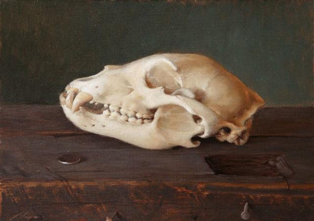 , 'Bear Skull,' , Gallery 1261