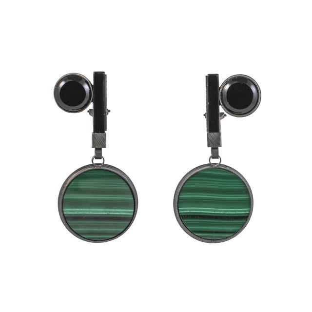 , 'Earrings,' 2019, Sienna Patti Contemporary