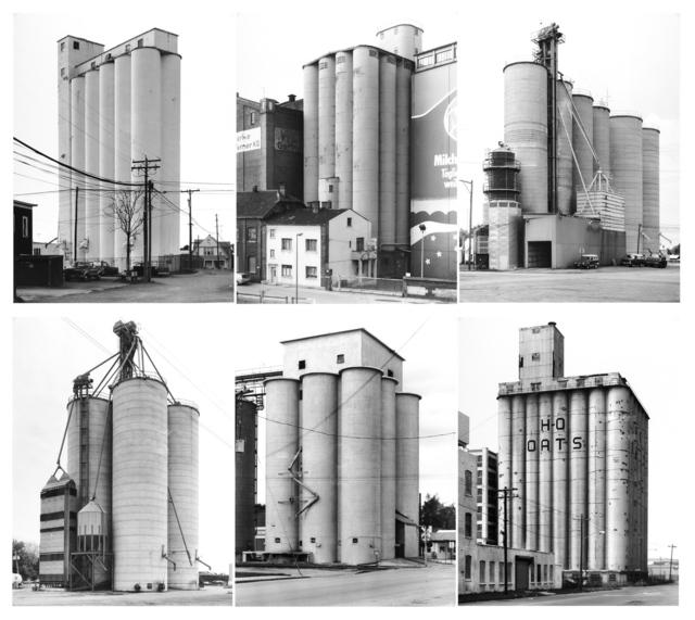 , 'Grain Silos,' 1998, Fraenkel Gallery