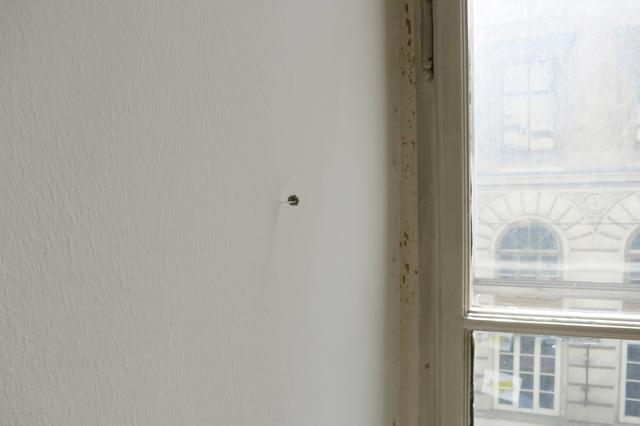 , 'Pea Earring,' 2015, MUMOK - Museum moderner Kunst Wien