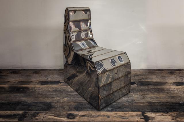 , 'Screen Kiss chair,' 2017, Armel Soyer