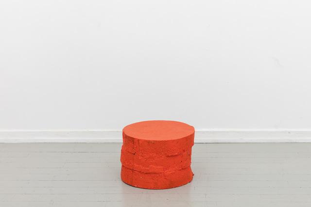 , 'Soft Orange Table,' 2017, Etage Projects