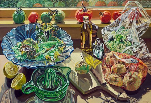 , 'Salad Fixings,' 1983, DC Moore Gallery