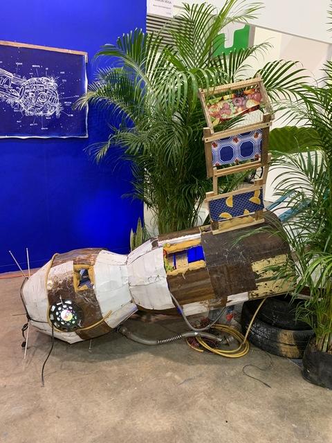 , 'Mini Soyuz - Mini Bar,' 2019, MAIA Contemporary