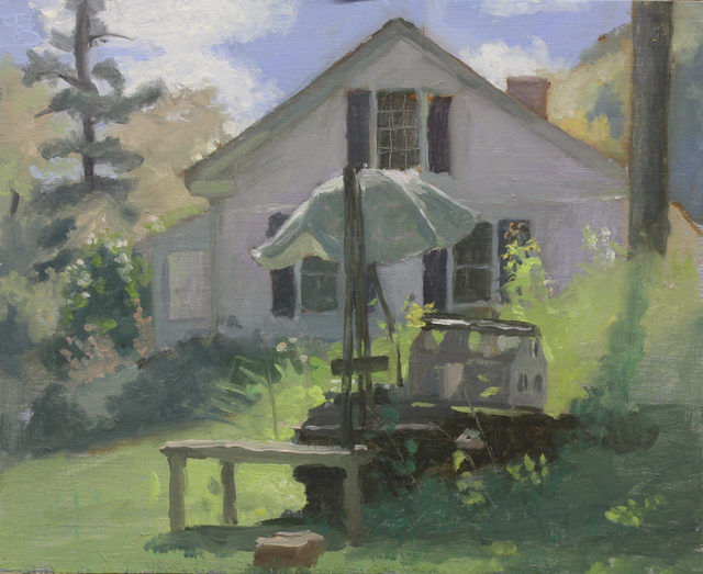 , 'Back Yard Doll House,' , Dowling Walsh