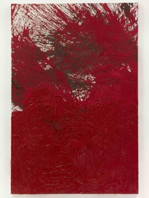 , 'Schüttbild,' 2011, Galerie Elisabeth & Klaus Thoman