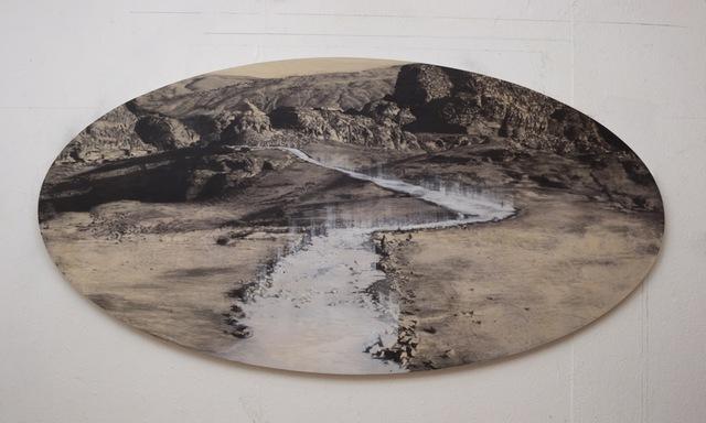 , 'Alone Among The White River,' 2015, Gazelli Art House