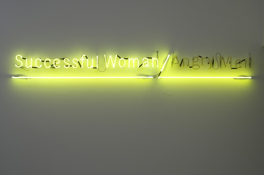 Hank Willis Thomas, 'Successful Woman / Angry Men,' 2010, Goodman Gallery