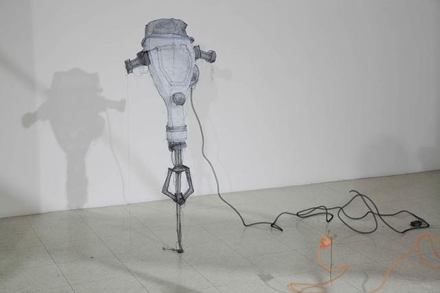 Jannick Deslauriers, 'Marteau piqueur', 2013, Art Mûr