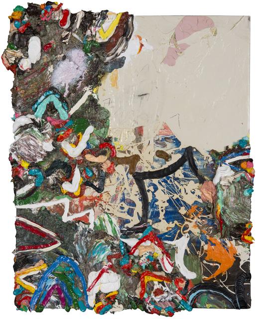, 'Last Gasp,' 2016, Richard Levy Gallery
