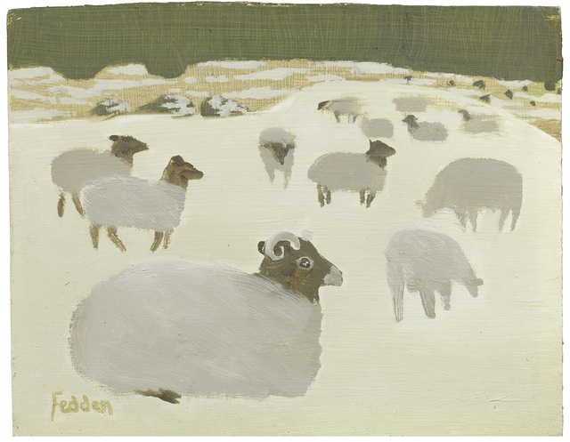 , 'Sheep,' , Portland Gallery