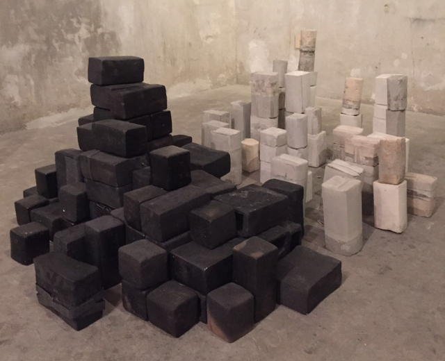 , 'Monumentos ,' 2015, le laboratoire
