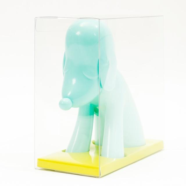 Yoshitomo Nara, 'Aomori Dog (Blue)', 2017, Forum Auctions