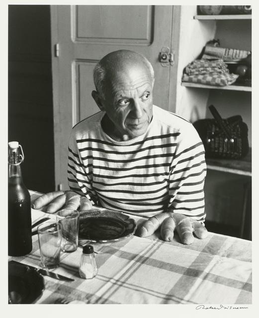 , 'Les Pains de Picasso,' 1952, Museum für Fotografie
