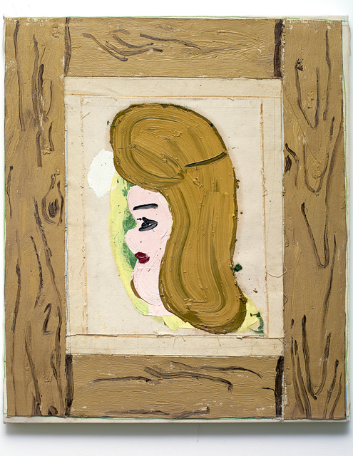 , 'P.C. Small Head with Frame III,' 2014, UNION Gallery