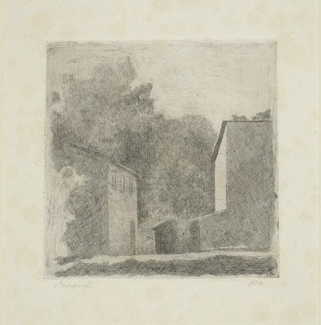 , 'Paesaggio (Chiesanuova), 1924,' 1924, Ditesheim & Maffei Fine Art