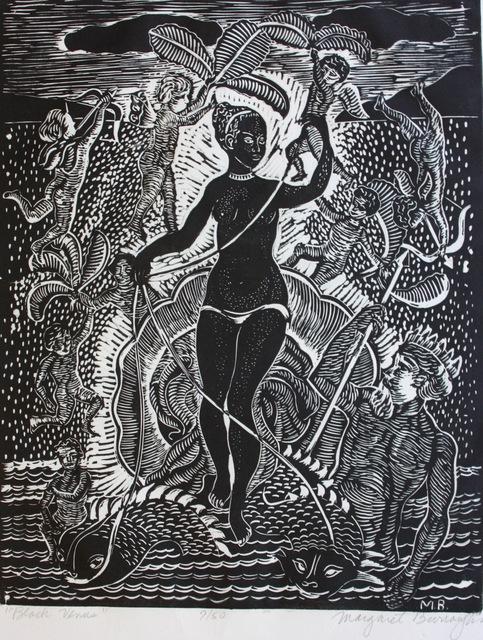 , 'Black Venus,' ca. 1960, Aaron Galleries