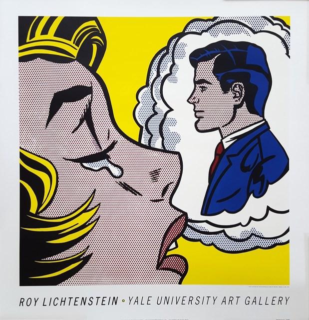 Roy Lichtenstein, 'Thinking of Him', 1991, Graves International Art