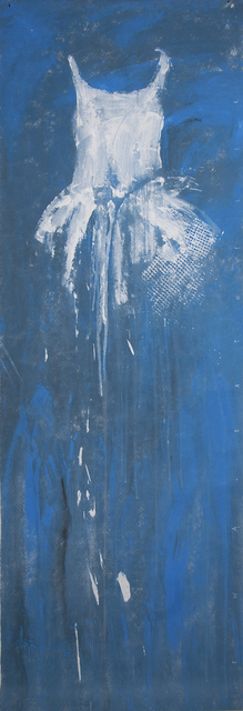 , 'Blue Tutu,' 2014, Galleria Ca' d'Oro