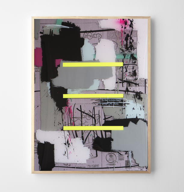 , 'Work in Progress,' 2018, Oliver Cole Gallery