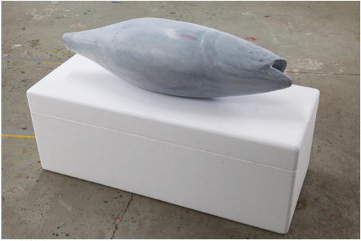 , 'Fish in Box,' 2015, Mai 36 Galerie